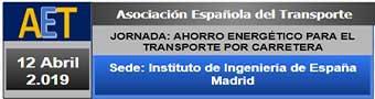 Anuncio Asociación Española del Transporte