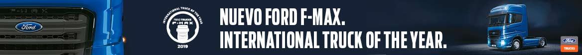 Anuncio Ford Trucks
