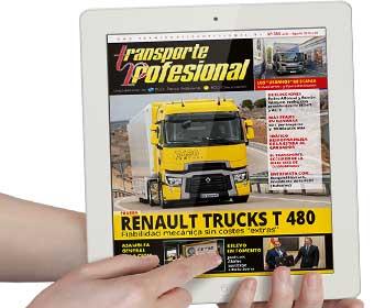 Leer revista Transporte Profesional