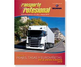 Monográfico del Transporte - Peajes, Tasas y Euroviñetas en la UE 2019