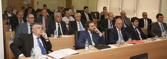 Asamblea General de la Asociación Española de Transporte de Mercancías en Cisternas CETM