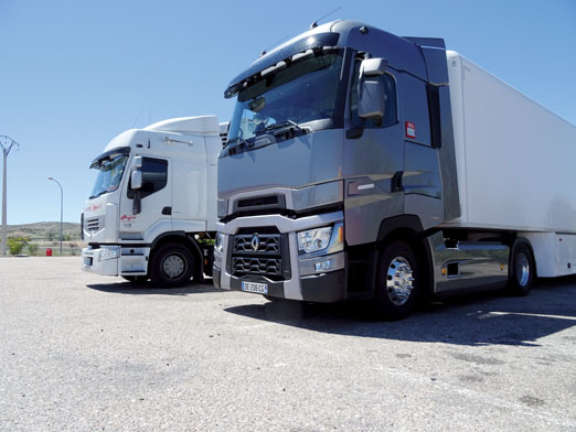 Renault Trucks T 480 Highcab