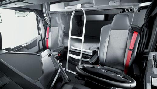 La revoluci n se llama renault transporte profesional for Renault range t interieur
