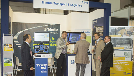 Trimble Salon Internacional de la Logística SIL 2015