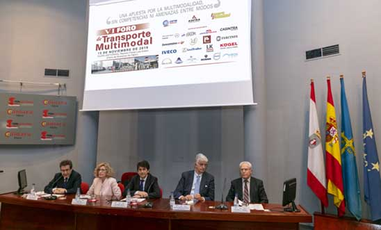 Foro de Transporte Multimodal