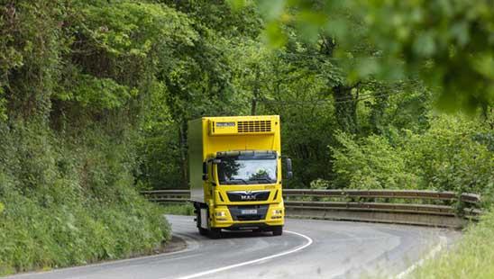 Alimerka adquiere el primer camión 100% eléctrico de MAN vendido en España
