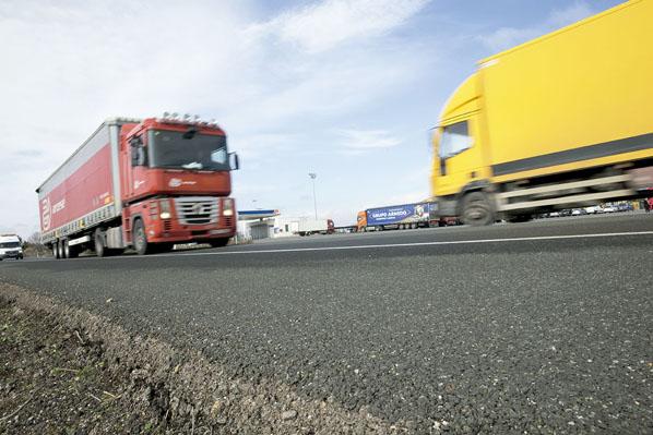 Autopistas en España