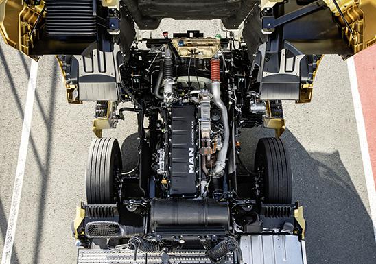 Motores de menor consumo