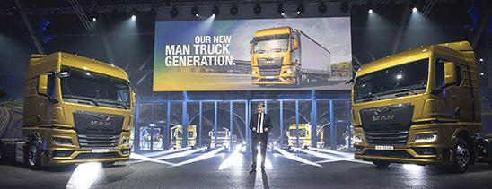 Joachim Drees, director ejecutivo de MAN Truck & Bus