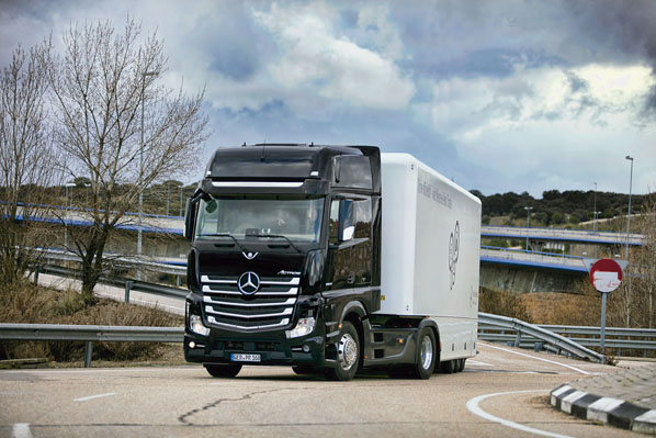 Actros 1863