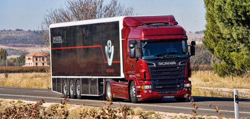 Scania R730 highline eev