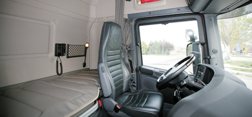 cabina Scania R730 highline eev