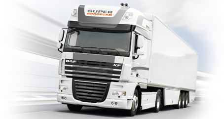 Camión DAF XF105 510 SSC Limited Edition 2011