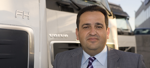 a Ismael Gómez, Used Truck Manager en Volvo