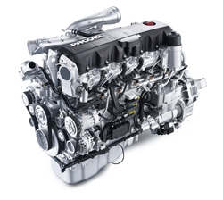 Paccar MX Engine