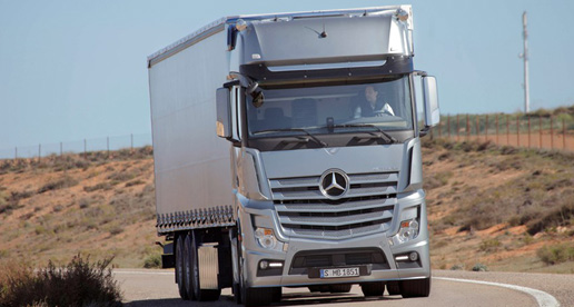 Actros Truck of the year
