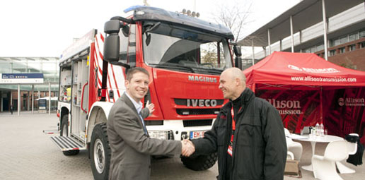 Iveco destaca en SICUR