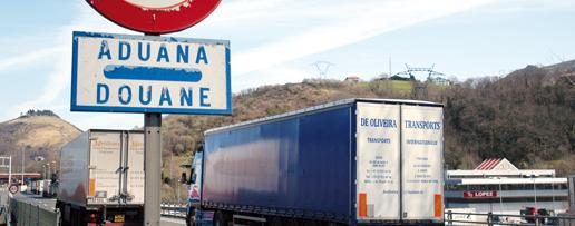 Transporte por carretera europeo
