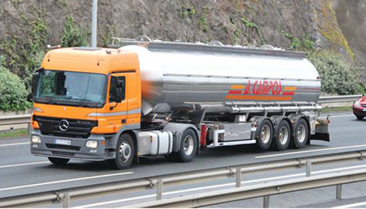 Robo De Cisternas A Empresas Asociadas A Cetm Transporte