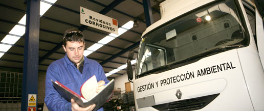documento de control en transporte