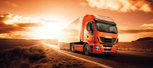 Stralis Hi-Way Truck of The Year 2013