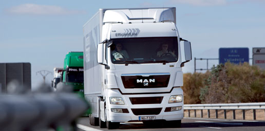 MAN TGX 18.480 XLX Efficientline