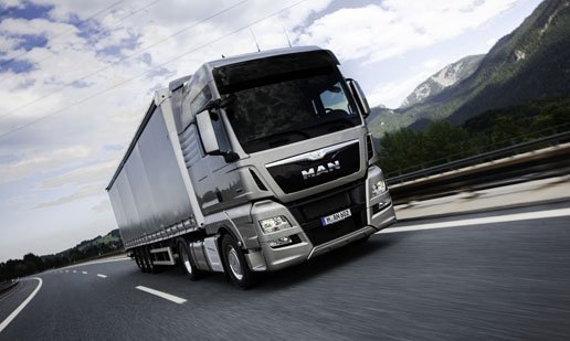 TGX EfficientLine de MAN
