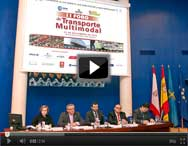 Vídeo del II Foro de Transporte Multimodal