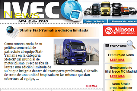 Iveco Newsletter