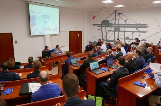 El proyecto I RAIL celebra su primera reunión en Valencia