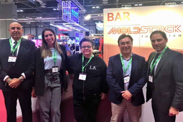 Moldstock participa en la última edición de Logistics Madrid