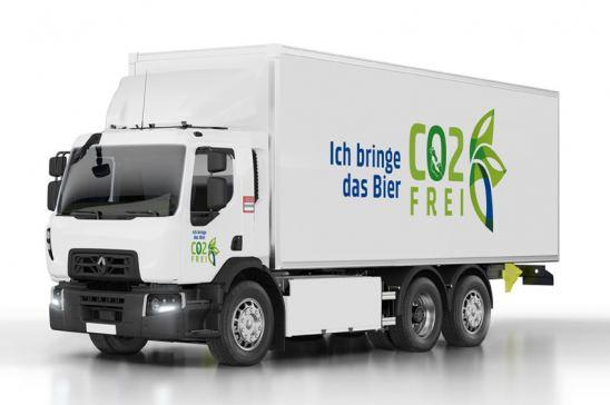 Renault Trucks D Wide Z. E.