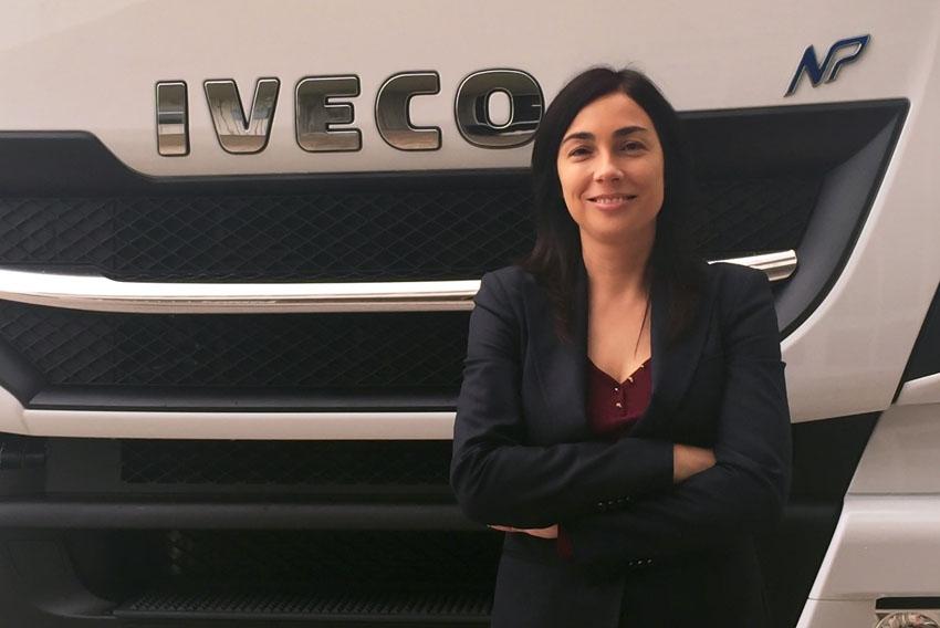 Sandra Resende, nueva directora de Iveco en Portugal