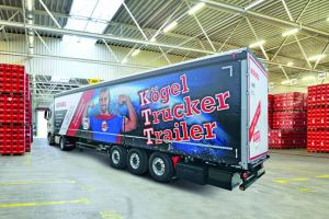 Kögel Trucker Trailer