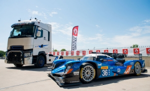 Renault Trucks T High Edition Team Alpine