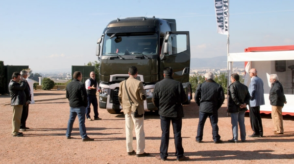 Road Show de Renault Trucks