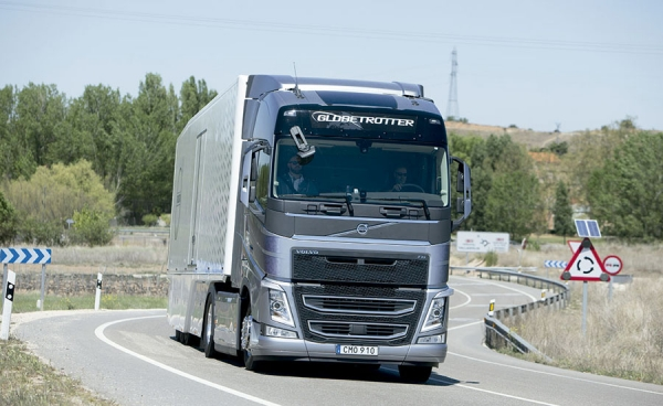 Volvo FH 460 4x2 T Globetrotter