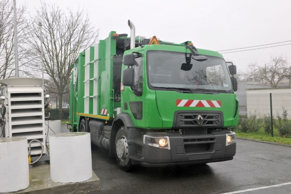 Renault Trucks D Wide CNG Euro 6