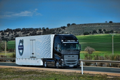 Volvo FH16 750 Globetrotter XL
