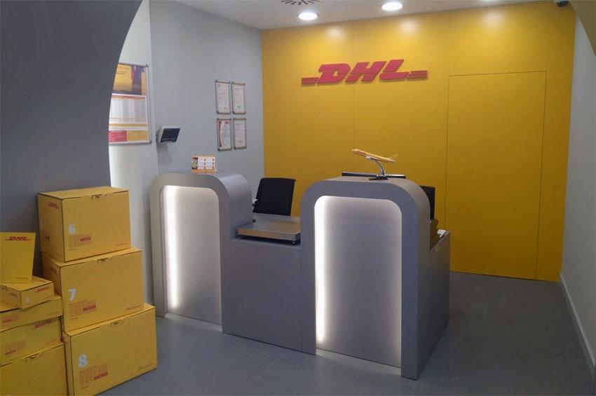 DHL Express abre un nuevo punto de venta en Alicante