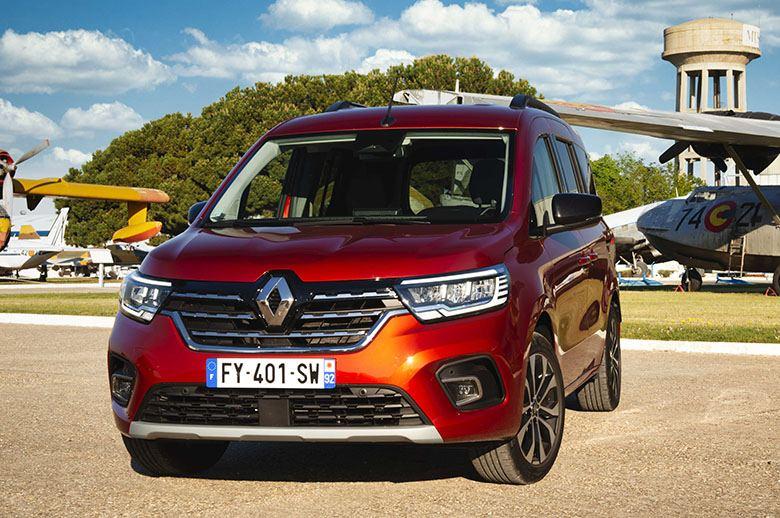 Oferta especial de lanzamiento del nuevo Renault Kangoo