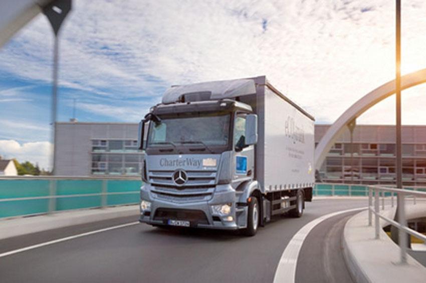Alemania sanciona a los vehículos de más de 3,5 Tn que circulan por zonas prohíbidas