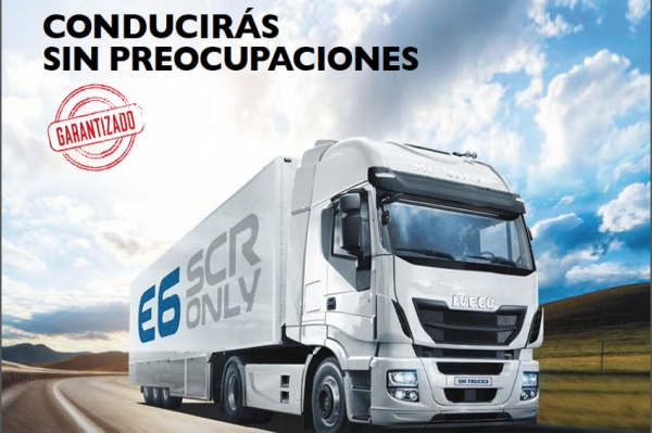 Stralis Euro 6 SCR Only seminuevos