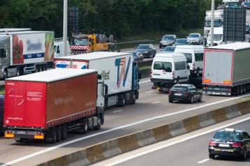 Comienzan las restricciones al tráfico de camiones para la semana santa