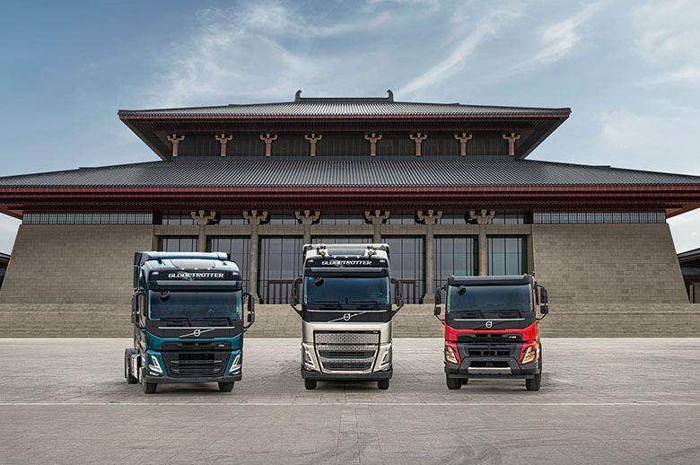 Volvo Trucks adquiere JMC, fabricante de camiones chino
