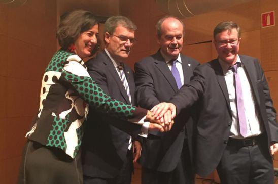 El Ayuntamiento de Bilbao y la Autoridad Portuaria fomentan las relaciones entre la ciudad y el puerto