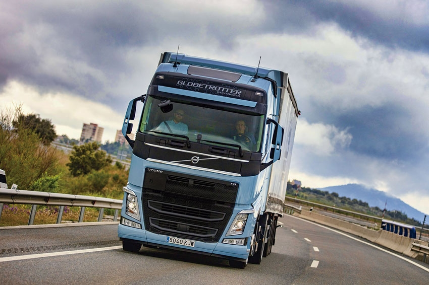 Comparativa Volvo FH 460. Diesel contra Gas Natural