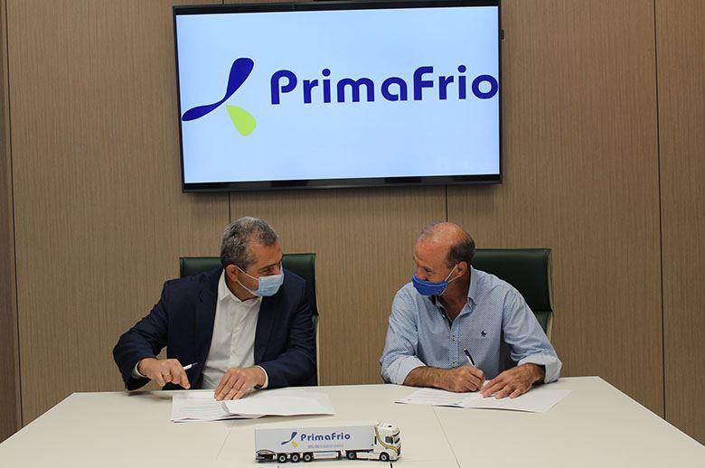 Primafrio renueva como patrocinador del Alhama Club de Fútbol femenino