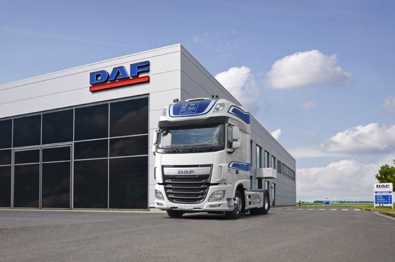 DAF ofrece sus camiones seminuevos First Choice con garantía completa