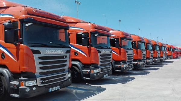 Scania R450 Highline
